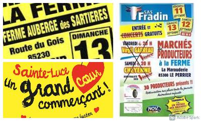 Acheter spiruline en pailettes sur les marchés Vendée Bretagne