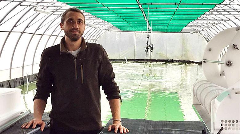 La Spirulinerie aux Moutiers en Retz Spiruline certifiée BIO, production artisanale française en notre ferme aquacole en Vendée