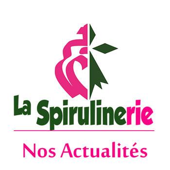 Spiruline francaise naturelle produite en Vendée à Bouin à acheter en direct sur les marchés et vent