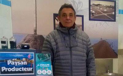 Acheter en direct notre Spiruline Bio aux Halles de Noirmoutier en l'île